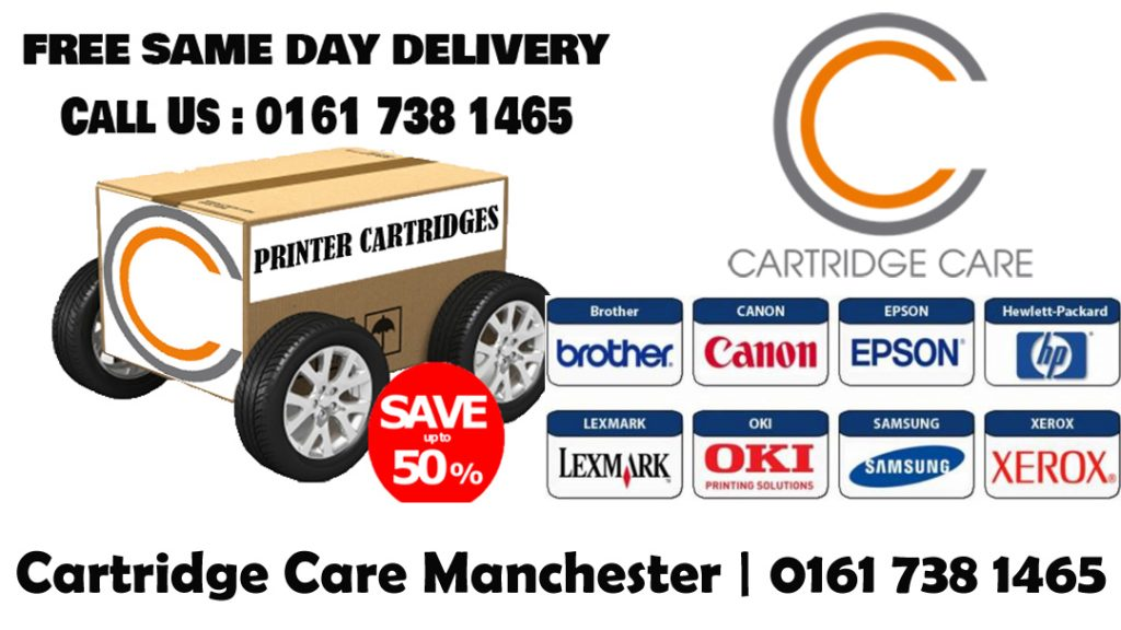 Cartridge Care Printer Cartridges Manchester
